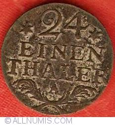Image #2 of 1/24 Thaler 1783