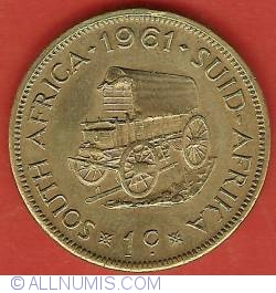 Image #1 of 1 Cent 1961
