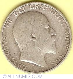 Image #2 of Shilling 1907