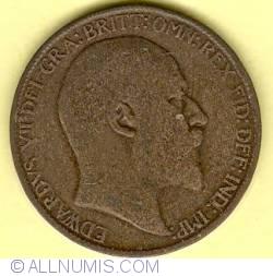 Image #1 of Halfpenny 1909