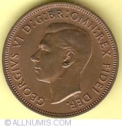 Halfpenny 1950