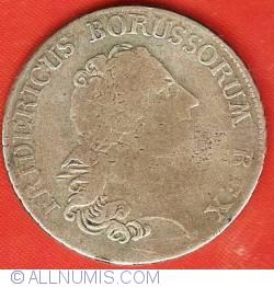 Image #1 of 1/3 Reichsthaler 1772 B