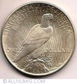 Image #2 of Peace Dollar 1925