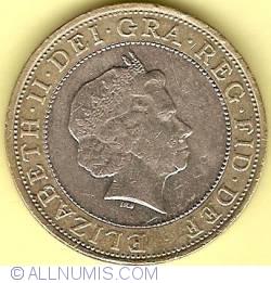 Image #2 of 2 Pounds 2005 - 400th Anniversary - The Gunpowder Plot