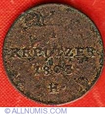 Image #2 of 1/4 Kreutzer 1803