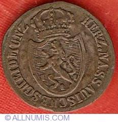 Image #1 of 1/4 Kreuzer 1811