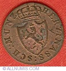 Image #1 of 1/4 Kreuzer 1819
