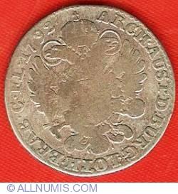 Image #2 of 14 Liards (14 Oorden) 1792 (b)