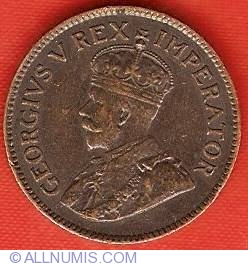 Image #1 of 1/4 Penny 1924
