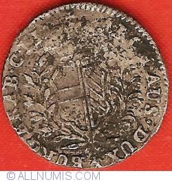 Image #2 of 10 Liards (10 Oorden) 1751 (l)