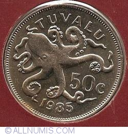 Image #2 of 50 Cents 1985