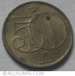 50 Haleru 1988