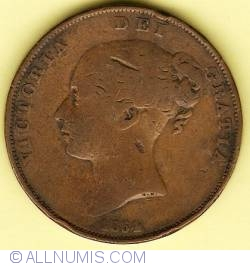 Penny 1854