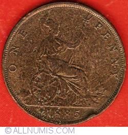 Penny 1885