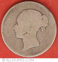 Half Crown 1884