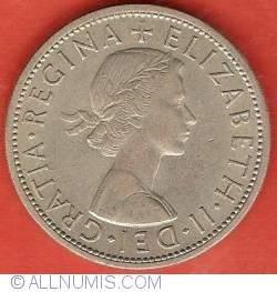 1/2 Crown 1960