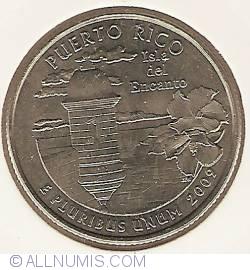 Image #2 of Quarter Dollar 2009 P - Puerto Rico