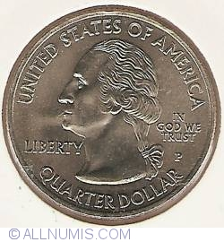 Imaginea #1 a Quarter Dollar 2009 P - US Virgin Islands