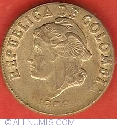 Image #1 of 2 Centavos 1959