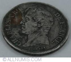 Image #1 of 5 Francs 1828 T