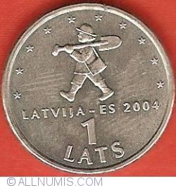 Image #2 of 1 Lats 2004 - Child with shovel