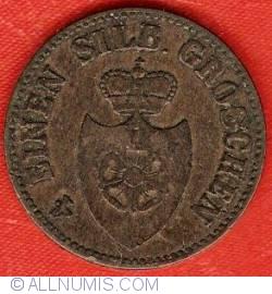 Image #1 of 3 Pfenninge 1847