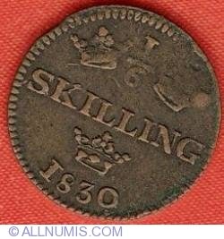 Image #2 of 1/6 Skilling 1830
