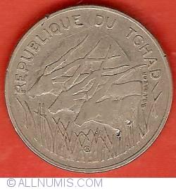 Image #2 of 100 Francs 1972