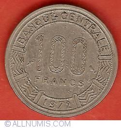 Image #1 of 100 Francs 1972