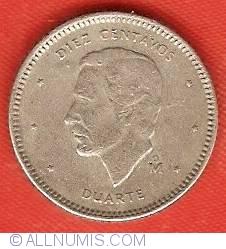 Imaginea #2 a 10 Centavos 1984
