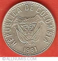 Imaginea #1 a 10 Pesos 1991