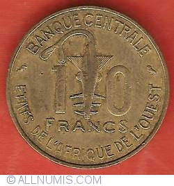 Imaginea #1 a 10 Francs 1959