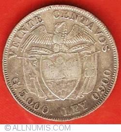 20 Centavos 1941