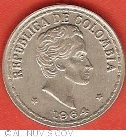 Image #1 of 20 Centavos 1964
