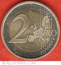 2 Euro 2006 - Grand-duke Henri and Crown Prince Guillaume