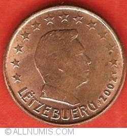 Image #2 of 5 Euro Cent 2002