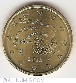 Image #2 of 10 Euro Cent 2015