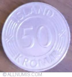 Image #1 of 50 Kronur 1971