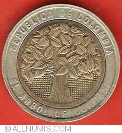 Image #1 of 500 Pesos 1996