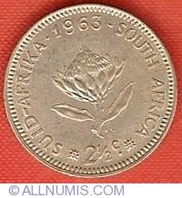 Imaginea #1 a 2-1/2 Cents 1963