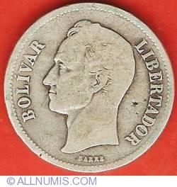 Imaginea #2 a 2 Bolivares 1936