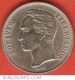 Imaginea #2 a 2 Bolivares 1967