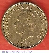 Imaginea #1 a 2 Centavos 1974