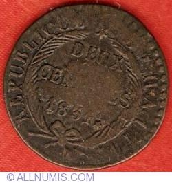 Imaginea #1 a 2 Centimes 1831 (AN28)