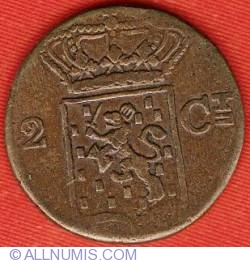2 Cents 1841