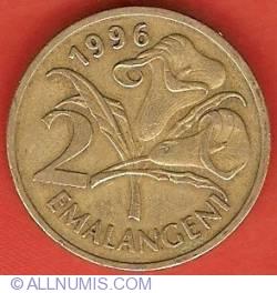 Imaginea #2 a 2 Emalangeni 1996