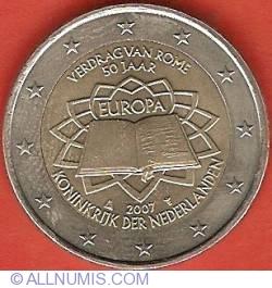 Image #1 of 2 Euro 2007 Treaty of Rome