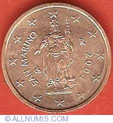 Imaginea #1 a 2 Euro cent 2004