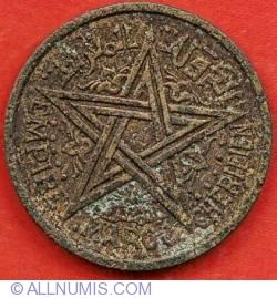 Imaginea #1 a 2 Francs 1945 (AH1364)