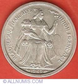 Image #1 of 2 Francs 1949